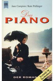 Das Piano - Jane Campion, PULLINGER, KATE - Régikönyvek