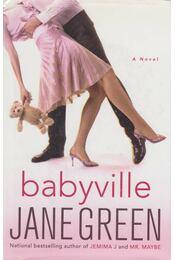 Babyville - Jane Green - Régikönyvek