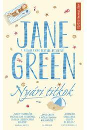 Nyári titkok - Jane Green - Régikönyvek
