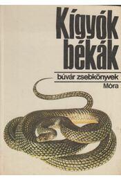 Kígyók, békák - Janisch Miklós - Régikönyvek