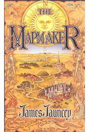 The Mapmaker - JAUNCEY, JAMES - Régikönyvek