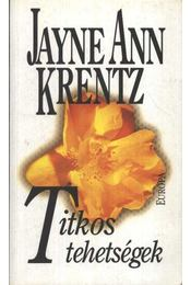 Titkos tehetségek - Jayne Ann Krentz - Régikönyvek