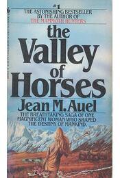 The Valley of Horses - Jean M. Auel - Régikönyvek