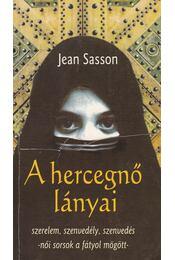 A hercegnő lányai - Jean Sasson - Régikönyvek