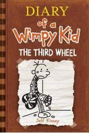 Diary of a Wimpy Kid: The Third Wheel - Jeff Kinney - Régikönyvek