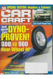 Car Craft 2003 December - Jeff Smith - Régikönyvek