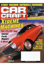 Car Craft 2004 January - Jeff Smith - Régikönyvek