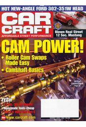 Car Craft 2004 March - Jeff Smith - Régikönyvek