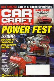 Car Craft 2004 November - Jeff Smith - Régikönyvek