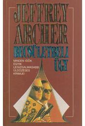 Becsületbeli ügy - Jeffrey Archer - Régikönyvek