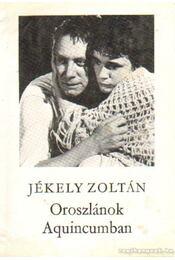 Oroszlánok Aquincumban - Jékely Zoltán - Régikönyvek