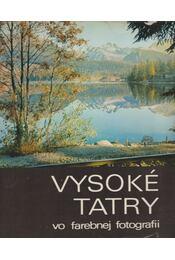 Vysoké Tatry - Jelínek, Hugo - Régikönyvek