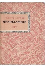 Mendelssohn - Jemnitz Sándor - Régikönyvek