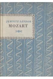 Mozart - Jemnitz Sándor - Régikönyvek