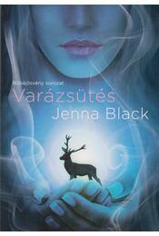 Varázsütés - Jenna Black - Régikönyvek