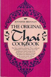 The Original Thai Cookbook - Jennifer Brennan - Régikönyvek