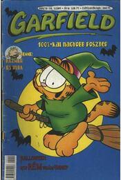 Garfield 1999/10. 118. szám - Jim Davis - Régikönyvek