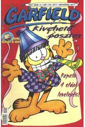 Garfield 2000/1. 121. szám - Jim Davis - Régikönyvek