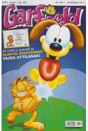 Garfield 2008/10. 226. szám - Jim Davis - Régikönyvek