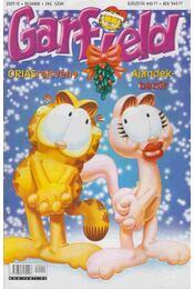 Garfield 2009/12. 240. szám - Jim Davis - Régikönyvek