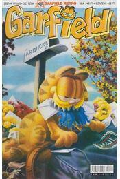 Garfield 2009/4. 232. szám - Jim Davis - Régikönyvek