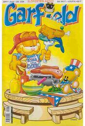 Garfield 2009/7. 235. szám - Jim Davis - Régikönyvek