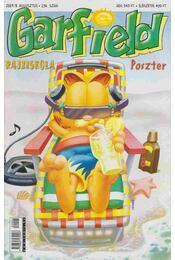 Garfield 2009/8. 236. szám - Jim Davis - Régikönyvek