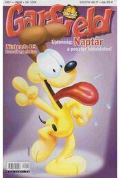 Garfield 2010/1. 241. szám - Jim Davis - Régikönyvek