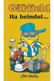 Zseb-Garfield 3. - Ha beindul... - Jim Davis - Régikönyvek