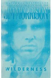 Wilderness - Jim Morrison - Régikönyvek