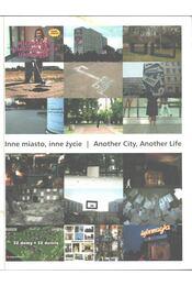 Inne miasto, inne zycie / Another City, Another Life - Joanna Sokolowska, Benjamin Cope - Régikönyvek