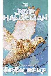 Örök béke - Joe Haldeman - Régikönyvek