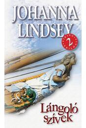 Lángoló szívek - Viking Trilógia 2. - Johanna Lindsey - Régikönyvek