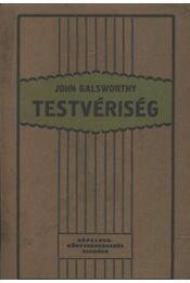 Testvériség - John Galsworthy - Régikönyvek