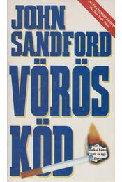 Vörös köd - John Sandford - Régikönyvek