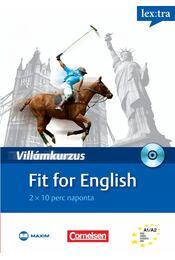 Fit for English - John Stevens, T. Balla Ágnes - Régikönyvek