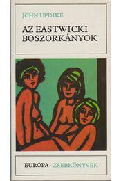 Az eastwicki boszorkányok - John Updike - Régikönyvek