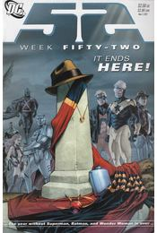 52 Week Fifty-Two - Johns, Geoff, Morrison, Grant, Greg Rucka, Waid, Mark - Régikönyvek