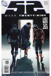 52 Week Twenty-Nine - Johns, Geoff, Morrison, Grant, Greg Rucka, Waid, Mark, Batista, Chris - Régikönyvek