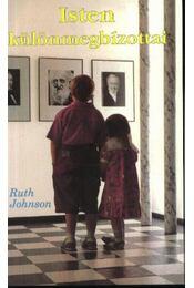 Isten különmegbízottai - Johnson, Ruth - Régikönyvek