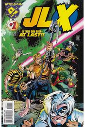 JLX 1. - Jones, Gerard, Waid, Mark, Porter, Howard - Régikönyvek