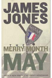 The Merry Month of May - Jones, James - Régikönyvek