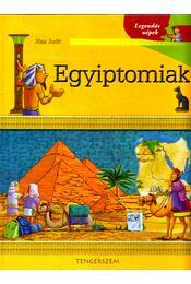Egyiptomiak - Jósa Judit - Régikönyvek