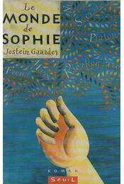 Le monde de Sophie - Jostein Gaarder - Régikönyvek