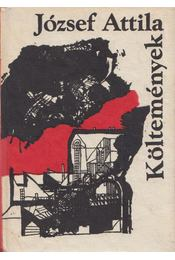 Költemények - József Attila - Régikönyvek
