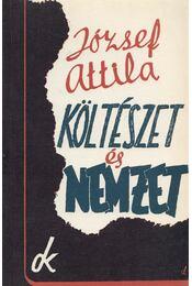 Költészet és nemzet - József Attila - Régikönyvek
