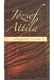 Válogatott versek I. kötet - József Attila - Régikönyvek