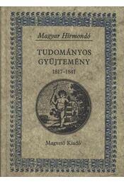 Tudományos gyűjtemény I-II. - Juhász István - Régikönyvek