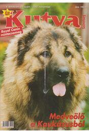 Kutya Szövetség V. évf. 2002/11. szám - Juhász László - Régikönyvek