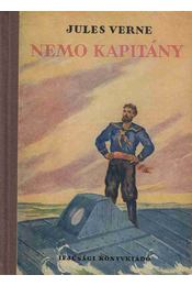 Nemo kapitány - Jules Verne - Régikönyvek